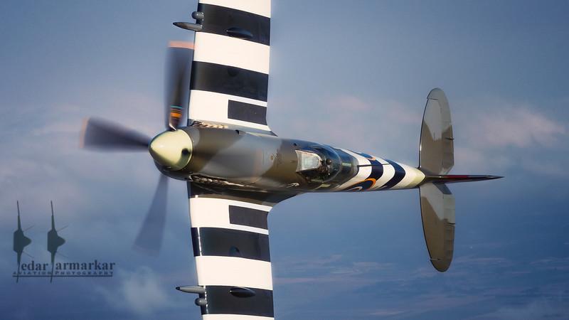 Spitfire, Sea Fury A2A