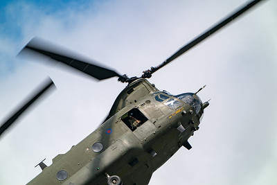 Boeing, Chinook Display, Dunsfold, HC6A, RAF, Wings, Wings and Wheels, ZH775 - 25/08/2018:12:27