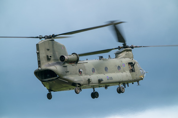 Boeing, Chinook Display, Dunsfold, HC6A, RAF, Wings, Wings and Wheels, ZH775 - 25/08/2018:12:37