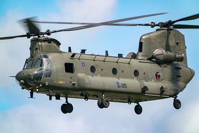 Boeing, Chinook Display, Dunsfold, HC6A, RAF, Wings, Wings and Wheels, ZH775 - 25/08/2018:12:28
