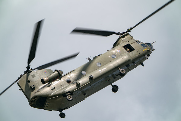Boeing, Chinook Display, Dunsfold, HC6A, RAF, Wings, Wings and Wheels, ZH775 - 25/08/2018:12:30