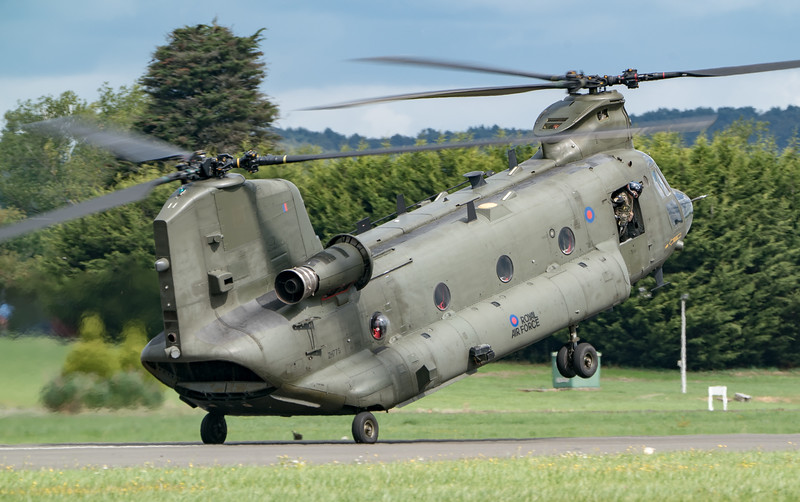 Boeing, Chinook Display, Dunsfold, HC6A, RAF, Wings, Wings and Wheels, ZH775 - 25/08/2018:12:36