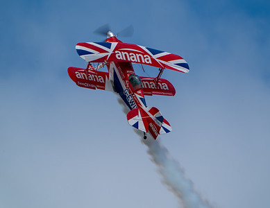Dunsfold, G-EWIZ, Muscle Biplane, Pitts S2S, Richard Goodwin, Wings, Wings and Wheels - 25/08/2018:12:51