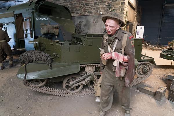 Duxford, Land Warfare Museum - 26/05/2018