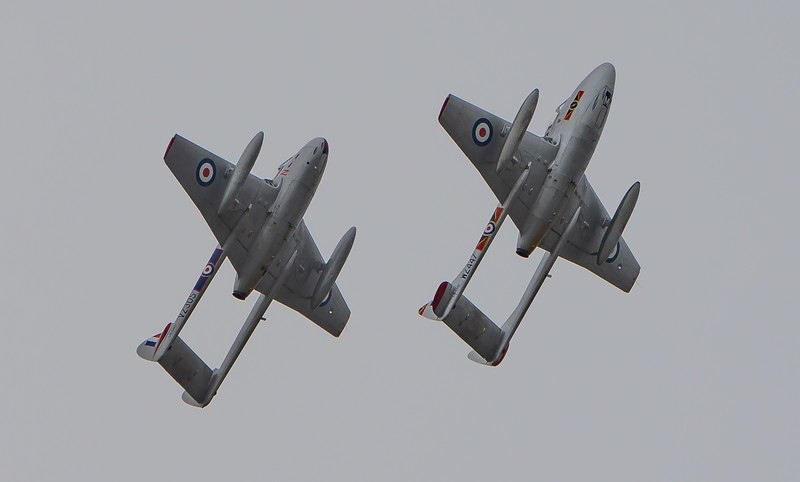 Battle of Britain Sow 2018, Duxford, Saturday - 22/09/2018@13:49