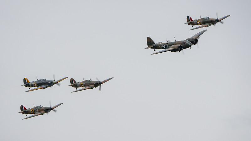 Battle of Britain Sow 2018, Duxford, Saturday - 22/09/2018@13:26
