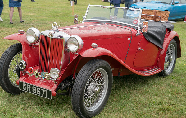 Little Gransden Air & Car Show - 26/08/2018:11:15