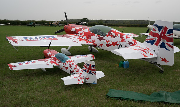 Little Gransden Air & Car Show - 26/08/2018:10:50