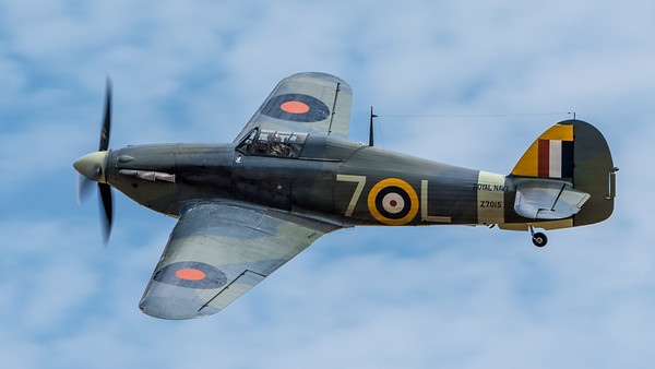 Family Airshow 2018, Old Warden, Shuttleworth - 05/08/2018:14:04