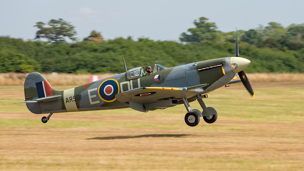Family Airshow 2018, Old Warden, Shuttleworth - 05/08/2018:14:10