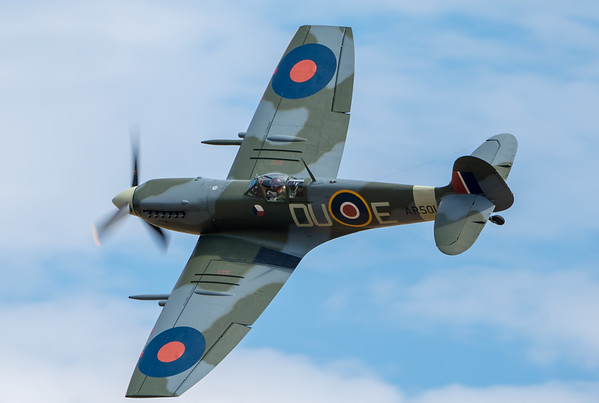 Family Airshow 2018, Old Warden, Shuttleworth - 05/08/2018:14:03