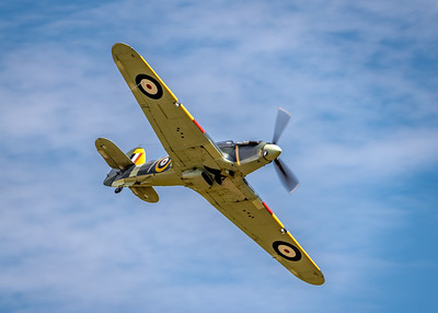Family Airshow 2018, Old Warden, Shuttleworth - 05/08/2018:14:08
