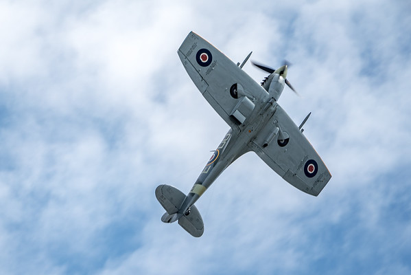 Family Airshow 2018, Old Warden, Shuttleworth - 05/08/2018:14:02