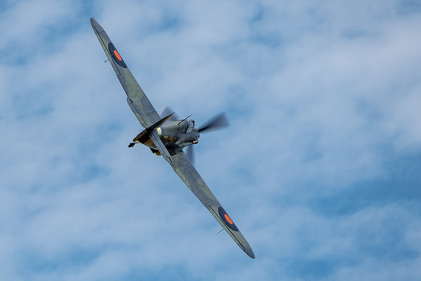 Family Airshow 2018, Old Warden, Shuttleworth - 05/08/2018:14:07
