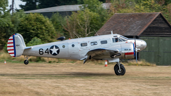 Family Airshow 2018, Old Warden, Shuttleworth - 05/08/2018:14:44