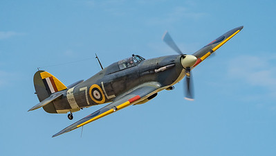 Family Airshow 2018, Old Warden, Shuttleworth - 05/08/2018:14:06