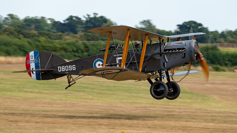 Family Airshow 2018, Old Warden, Shuttleworth - 05/08/2018:14:47