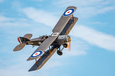 Family Airshow 2018, Old Warden, Shuttleworth - 05/08/2018:14:50