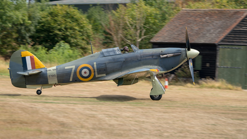 Family Airshow 2018, Old Warden, Shuttleworth - 05/08/2018:14:16