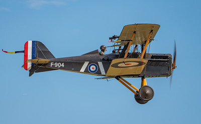 Family Airshow 2018, Old Warden, Shuttleworth - 05/08/2018:15:02
