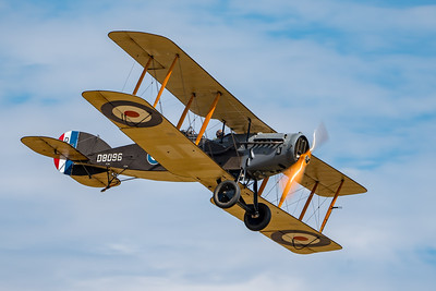 Family Airshow 2018, Old Warden, Shuttleworth - 05/08/2018:14:49