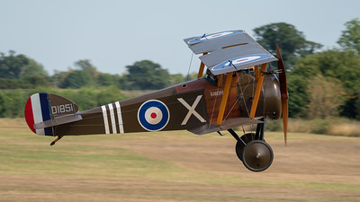 Family Airshow 2018, Old Warden, Shuttleworth - 05/08/2018:14:58