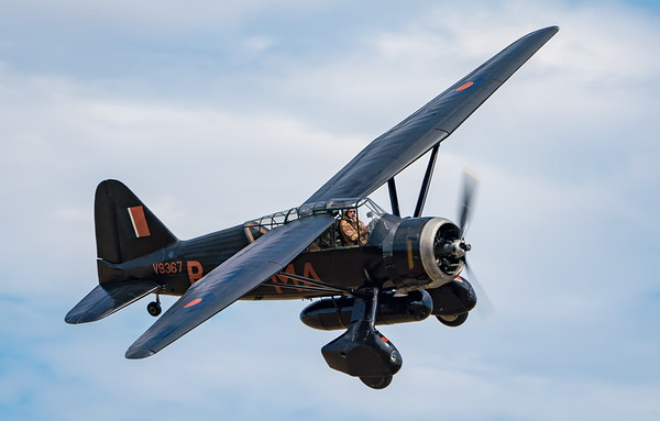 Family Airshow 2018, Old Warden, Shuttleworth - 05/08/2018:14:13