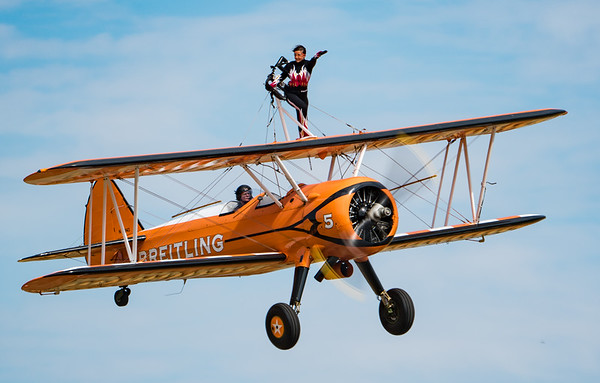 Family Airshow 2018, Old Warden, Shuttleworth - 05/08/2018:14:26