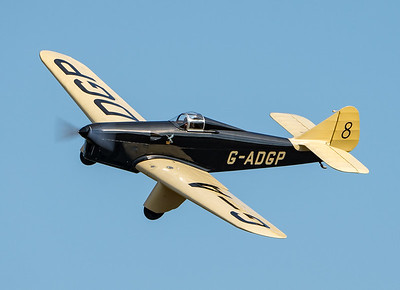 Family Airshow 2018, Old Warden, Shuttleworth - 05/08/2018:17:40