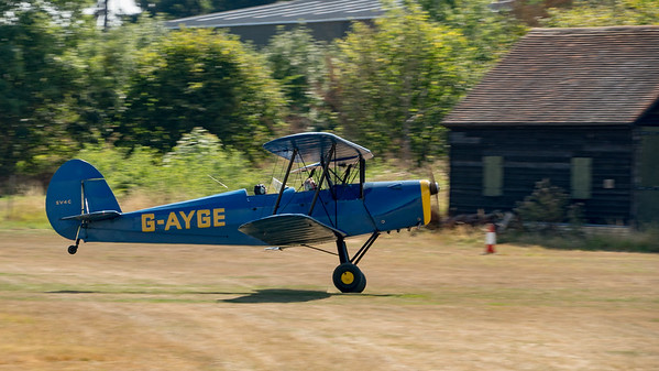 Family Airshow 2018, Old Warden, Shuttleworth - 05/08/2018:10:47