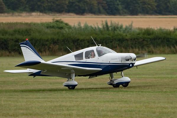 Flying Proms, Shuttleworth - 18/08/2018:14:00