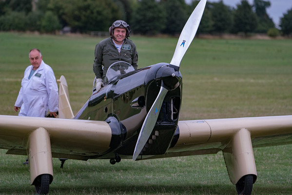 Flying Proms, Shuttleworth - 18/08/2018:19:18