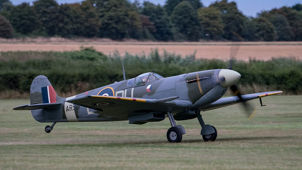 Flying Proms, Shuttleworth - 18/08/2018:19:55