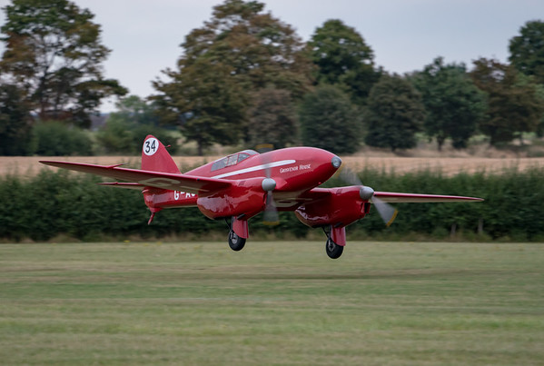Flying Proms, Shuttleworth - 18/08/2018:19:34