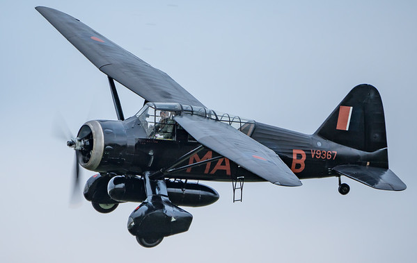 Flying Proms, Shuttleworth - 18/08/2018:18:58