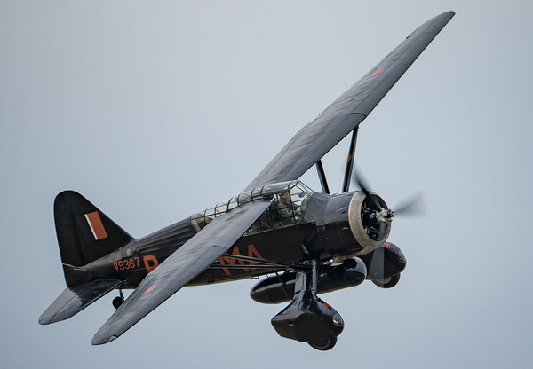 Flying Proms, Shuttleworth - 18/08/2018:19:00