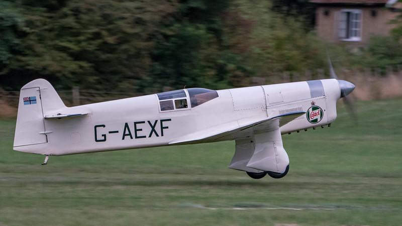 Flying Proms, Shuttleworth - 18/08/2018:19:56