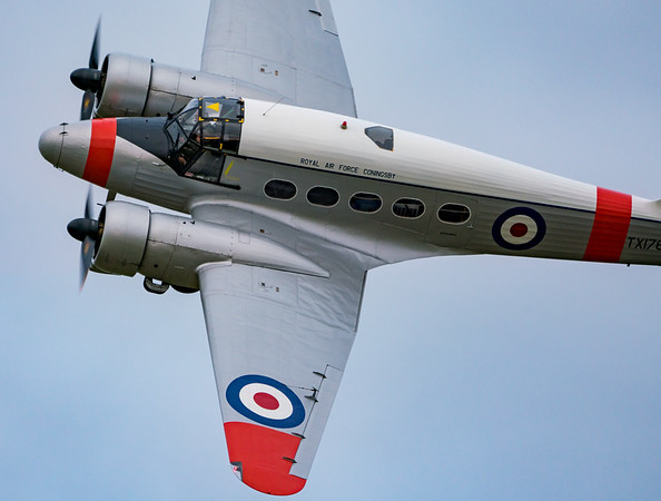 Flying Proms, Shuttleworth - 18/08/2018:19:49