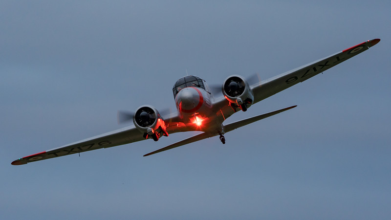 Flying Proms, Shuttleworth - 18/08/2018:19:46