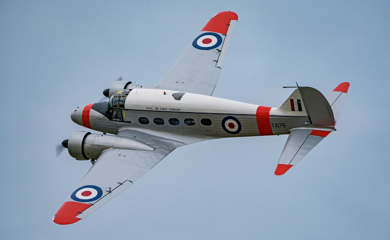 Flying Proms, Shuttleworth - 18/08/2018:19:50