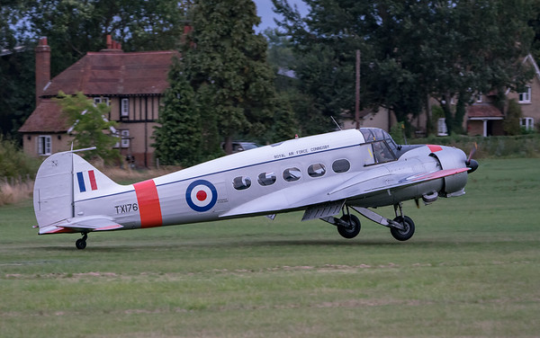 Flying Proms, Shuttleworth - 18/08/2018:19:52