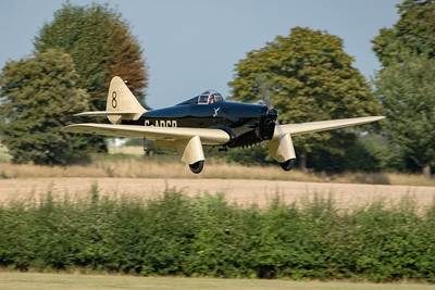 Flying Proms, Shuttleworth - 18/08/2018:16:29