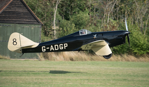Flying Proms, Shuttleworth - 18/08/2018:16:25