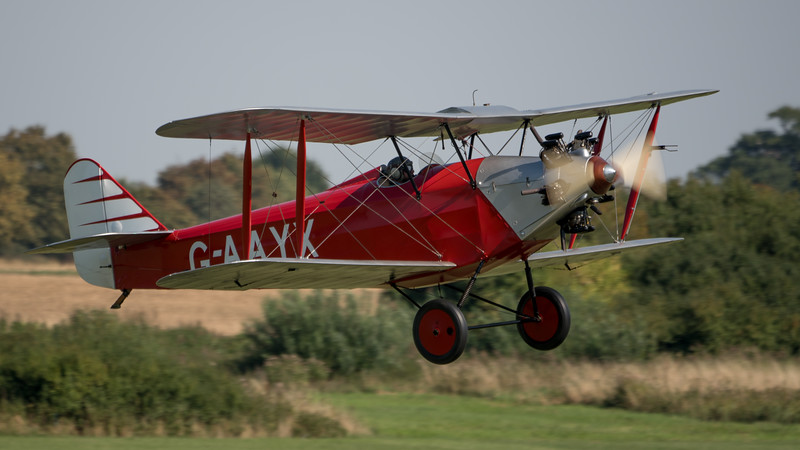 Heritage Day, Shuttleworth - 02/09/2018:14:17