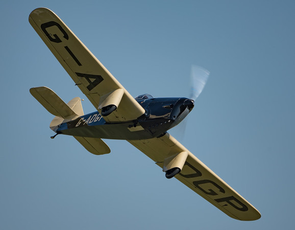Heritage Day, Shuttleworth - 02/09/2018:14:29