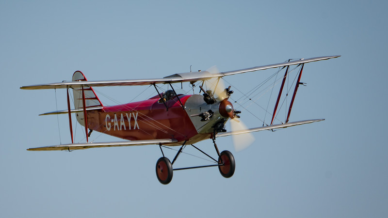 Heritage Day, Shuttleworth - 02/09/2018:14:20