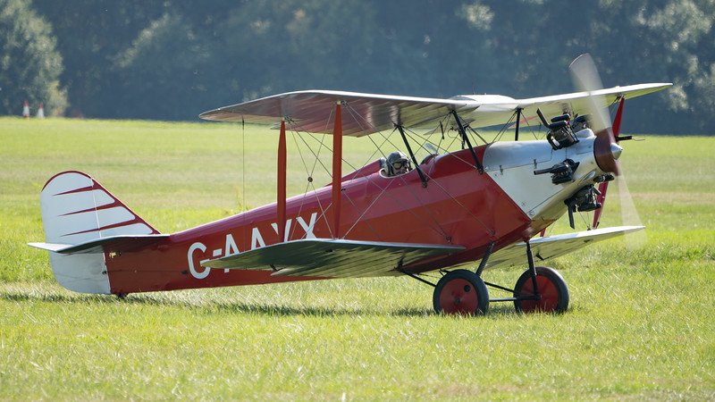 Heritage Day, Shuttleworth - 02/09/2018:14:28