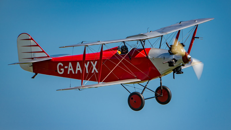Heritage Day, Shuttleworth - 02/09/2018:14:22