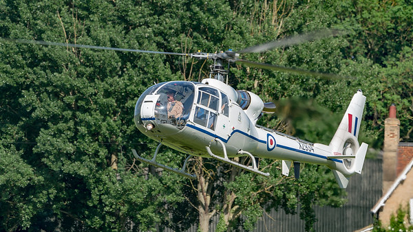 Fly Navy, Old Warden, Shuttleworth - 03/06/2018:16:53