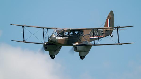 Fly Navy, Old Warden, Shuttleworth - 03/06/2018:14:47